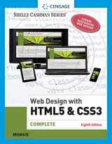 9781305578173-1305578171-Web Design with HTML & CSS3: Complete (Shelly Cashman Series)