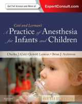 9781437727920-1437727921-A Practice of Anesthesia for Infants and Children (Practice of Anesthesia for Infants & Children)