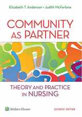 9781451190939-145119093X-Community as Partner: Theory and Practice in Nursing (Anderson, Community as Partner)