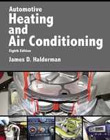 9780134603698-0134603699-Automotive Heating and Air Conditioning (8th Edition)