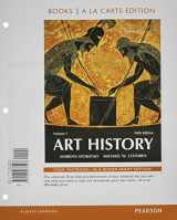 9780134091051-0134091051-Art History Volume 1, Books a la Carte Edition Plus Revel for Art History -- Access Card Package