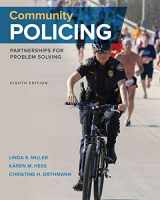 9781305960817-1305960815-Community Policing: Partnerships for Problem Solving
