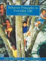 9780130873767-0130873764-Behavior Principles in Everyday Life (4th Edition)