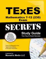 9781630940003-1630940003-TExES Mathematics 7-12 (235) Secrets Study Guide: TExES Test Review for the Texas Examinations of Educator Standards (Secrets (Mometrix))