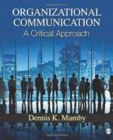 9781412963152-141296315X-Organizational Communication: A Critical Approach