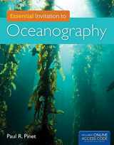 9781449686437-1449686435-Essential Invitation To Oceanography (Jones & Bartlett Learning Titles in Physical Science)
