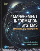 9780134745992-013474599X-Management Information Systems: Managing the Digital Firm Plus MyMISLab with Pearson eText -- Access Card Package (15th Edition)