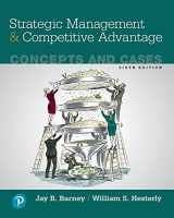 9780134741147-0134741145-Strategic Management and Competitive Advantage: Concepts and Cases (6th Edition)