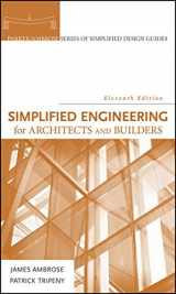 9780470436271-0470436271-Simplified Engineering for Architects and Builders