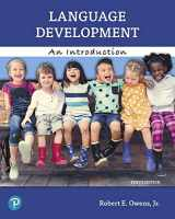 9780135206485-0135206480-Language Development: An Introduction (10th Edition)