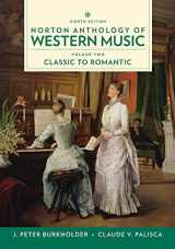 9780393656428-039365642X-Norton Anthology of Western Music (Eighth Edition) (Vol. 2: Classic to Romantic)