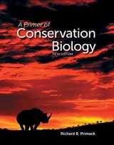 9780878936236-0878936238-A Primer of Conservation Biology