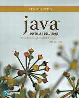 9780134700038-0134700031-Java Software Solutions Plus MyProgrammingLab with Pearson eText -- Access Card Package (9th Edition)