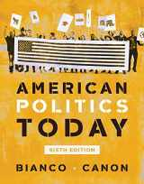 9780393679878-039367987X-American Politics Today (Sixth Edition)