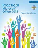 9781285075990-1285075994-Practical Microsoft Office 2013 (with CD-ROM) (New Perspectives)