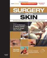 Surgery of the Skin: Procedural Dermatology  (Expert Consult - Online and Print), 2e