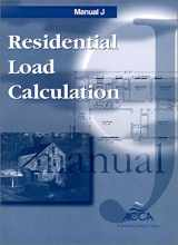 9781892765017-1892765012-Residential Load Calculation Manual J®, 7th Edition
