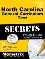 9781630944117-1630944114-North Carolina General Curriculum Test Secrets Study Guide: Review for the North Carolina General Curriculum Test
