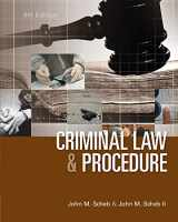 9781285070117-1285070119-Criminal Law and Procedure