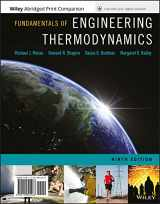 9781119391760-1119391768-Fundamentals of Engineering Thermodynamics, 9th Edition Loose-Leaf Print Companion with WileyPLUS Card Set