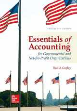 ESSENTIALS OF ACCTG FOR GOV & NOT-FOR-PROFIT ORG 13