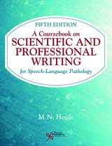 9781944883089-1944883088-A Coursebook on Scientific and Professional Writing for Speech-Language Pathology