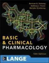 9780071825054-0071825053-Basic and Clinical Pharmacology 13 E