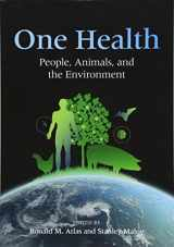 9781555818425-1555818420-One Health: People, Animals, and the Environment (ASM Books)