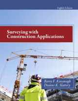 Surveying with Construction Applications (8th Edition)