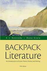 9780321968128-0321968123-Backpack Literature: An Introduction to Fiction, Poetry, Drama, and Writing (5th Edition)