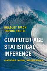 9781107149892-1107149894-Computer Age Statistical Inference: Algorithms, Evidence, and Data Science (Institute of Mathematical Statistics Monographs)