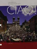 Bundle: Ciao!, 8th + iLrn(TM) Heinle Learning Center Printed Access Card