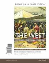 9780134237466-0134237463-The West: Encounters and Transformations, Combined Volume -- Books a la Carte (5th Edition)