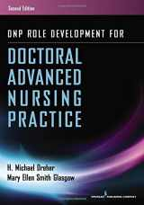 9780826171733-0826171737-DNP Role Development for Doctoral Advanced Nursing Practice, Second Edition
