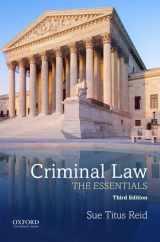 9780190455002-0190455004-Criminal Law: The Essentials