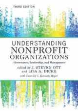 9780813349619-0813349613-Understanding Nonprofit Organizations: Governance, Leadership, and Management
