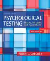 Psychological Testing: History, Principles and Applications (7th Edition)