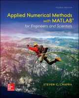 APPLIED NUMERICAL METHODS WITH MATLAB FOR ENGINEERING & SCIENCE 4