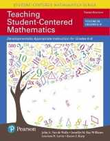 TEACHING STUDENT-CENTERED MATHEMATICS: GRADES 6-8 VOL THREE 3