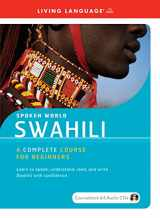 9781400023462-1400023467-Swahili: A Complete Course for Beginners (Spoken World) (Book & CD)
