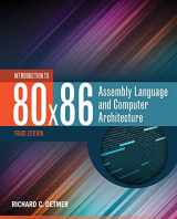 9781284036121-128403612X-Introduction to 80x86 Assembly Language and Computer Architecture