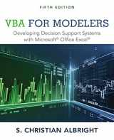9781285869612-1285869613-VBA for Modelers: Developing Decision Support Systems with Microsoft Office Excel