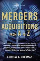 9780814439029-0814439020-Mergers and Acquisitions from A to Z