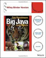 9781119056447-1119056446-Big Java, Binder Ready Version: Early Objects