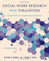 9780190859022-0190859024-Social Work Research and Evaluation: Foundations of Evidence-Based Practice