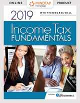 9781337813686-1337813680-Bundle: Income Tax Fundamentals 2019, Loose-leaf Version, 37th + (with Intuit ProConnect Tax Online 2018) + CengageNOWv2, 1 term Printed Access Card