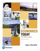9780134641959-0134641957-Economics Today: The Micro View, Student Value Edition Plus MyLab Economics with Pearson eText -- Access Card Package (19th Edition)