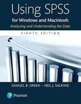 9780134319889-0134319885-Using SPSS for Windows and Macintosh, Books a la Carte (8th Edition)