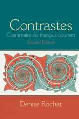 Contrastes: Grammaire du français courant Plus MyFrenchLab (one semester) -- Access Card Package (2nd Edition)