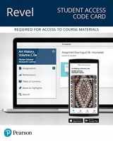 REVEL for Art History Volume 2 -- Access Card (6th Edition)